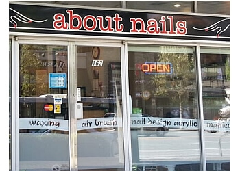 North Vancouver nail salon About Nails