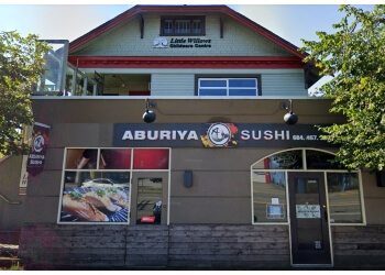 Maple Ridge sushi Aburiya Sushi