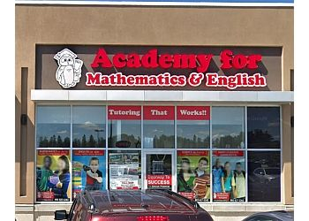 Ajax tutoring center Academy for Mathematics & English