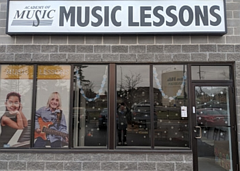 Halton Hills music school Academy of Music