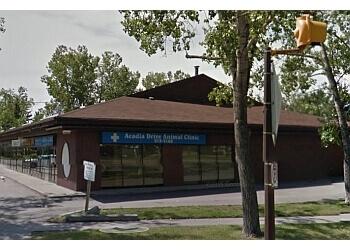 Calgary veterinary clinic Acadia Drive Animal Clinic