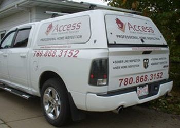 Edmonton home inspector Access Home Inspection Services Inc.