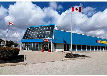 Burlington storage unit Access Storage