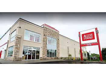 Kitchener storage unit Access Storage  sc 1 st  ThreeBestRated.ca & 3 Best Storage Units in Kitchener ON - ThreeBestRated