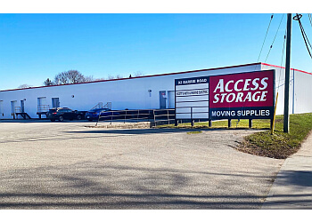 Orillia storage unit Access Storage