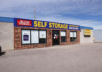 Regina storage unit Access Storage