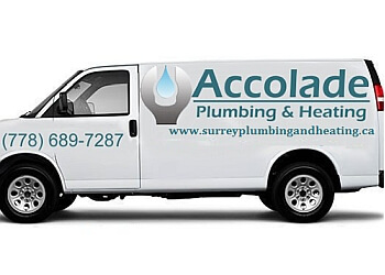 Surrey plumber Accolade Plumbing & Heating, Inc.