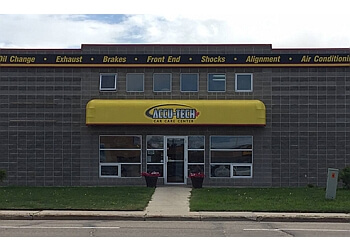 Grande Prairie car repair shop Accu-Tech Car Care Centre