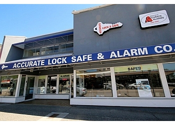 Langley locksmith Accurate Lock Safe & Alarm Co.