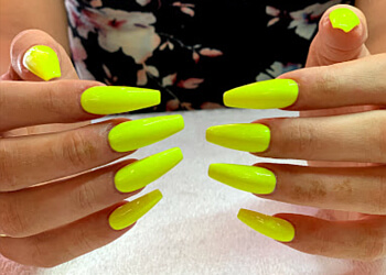 New Westminster nail salon Accurate Nails & Spa