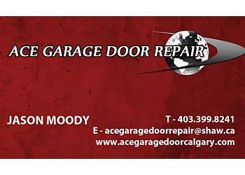 Calgary garage door repair Ace Garage Door Repair
