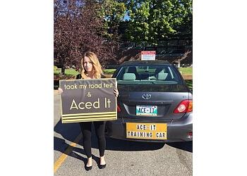 Winnipeg driving school Ace-It Driving School
