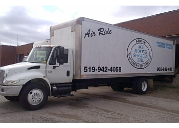 Orangeville moving company Ace Moving Services Ltd.