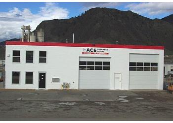 Kamloops garage door repair Ace Overhead Doors