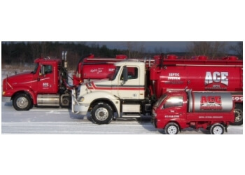 Belleville septic tank service Ace Septic Pumping