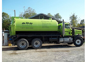 Maple Ridge septic tank service Ace Tank Services
