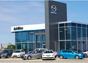 Milton car dealership Achilles Mazda of Milton