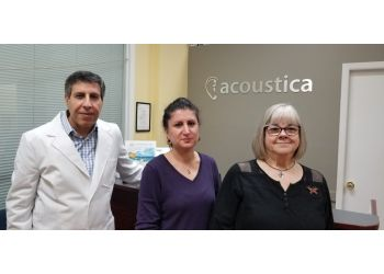 Burnaby audiologist Acoustica Hearing