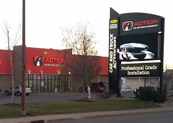 Grande Prairie auto parts store Action Car And Truck Accessories