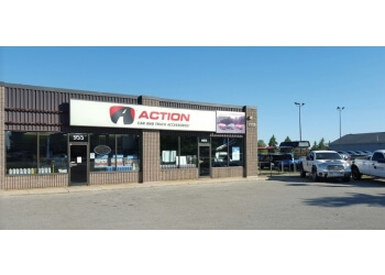 Guelph auto parts store Action Car and Truck Accessories