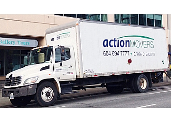 Coquitlam moving company Action Movers & Storage