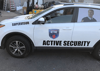 Mississauga security guard company Active Security