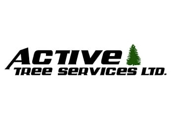 Edmonton tree service Active Tree Services Ltd.