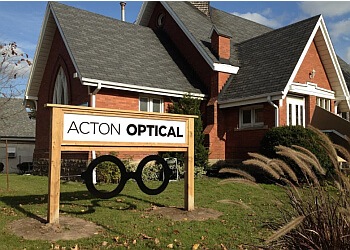 Halton Hills optician Acton Optical