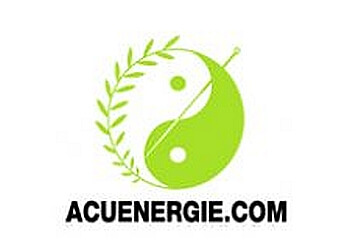 Montreal acupuncture Acuenergie Clinic - Dr. Xiangping Peng