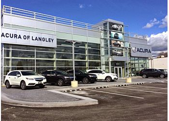 Langley car dealership Acura of Langley