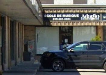 Gatineau music school Adagio
