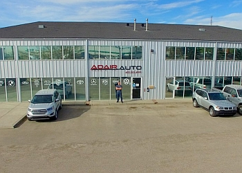 Calgary car repair shop ADAIR AUTO REPAIR INC.