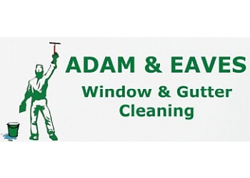 Kamloops window cleaner Adam & Eaves Window & Gutter Cleaning
