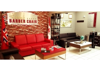 Mississauga barbershop Adams Barber Chair