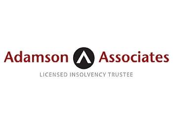 Waterloo licensed insolvency trustee Adamson & Associates, Inc.
