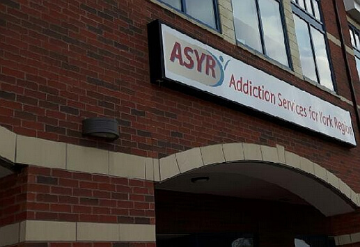 Aurora addiction treatment center Addiction Services for York Region