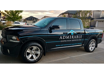 Edmonton home inspector Admirable Inspection Services Ltd.