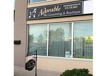 Brantford pet grooming Adorable Pet Grooming & Boutique