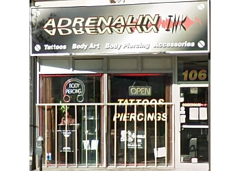 Adrenalin Ink Whitby Tattoo Shops