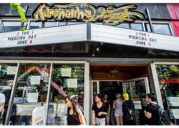Vancouver tattoo shop Adrenaline Vancity