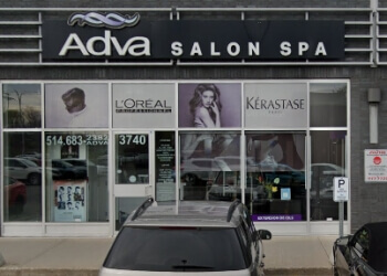 Dollard des Ormeaux hair salon Adva Salon & Spa