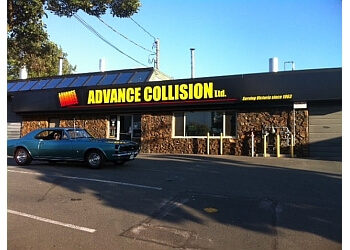 Victoria auto body shop Advance Collision Ltd.