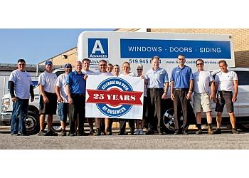 Windsor window company Advanced Home Services