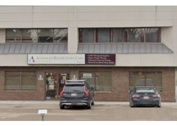 Sherwood Park sleep clinic Advanced Respiratory Care Network