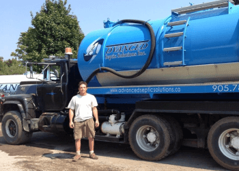 Pickering septic tank service Advanced Septic Solutions