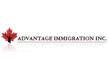 Red Deer immigration consultant Advantage Immigration Inc.