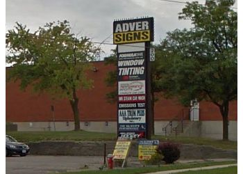 Newmarket sign company Adver Signs
