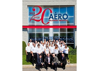 Laval hvac service Aero Mécanique Turcotte Inc.