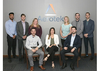 Ottawa employment agency Aerotek