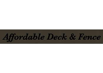 Oshawa fencing contractor Affordable Deck & Fence